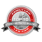 2019 Top 10 Family Law Firms - Attorney and Practice Magazine