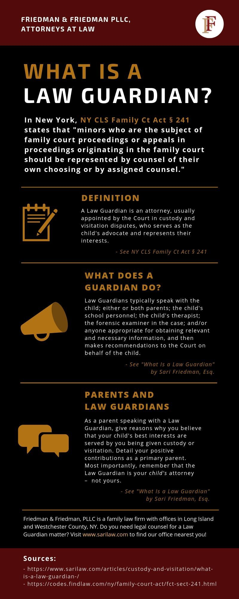 What Is a Law Guardian? | New York Guardianship Attorney