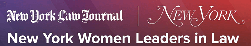 New York Women Leaders in Law 2020